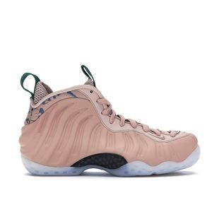 NEW Nike Air Foamposite One Particle Beige